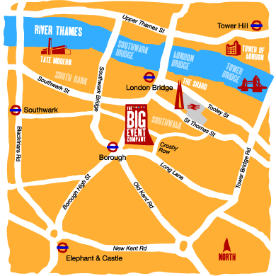 big event map